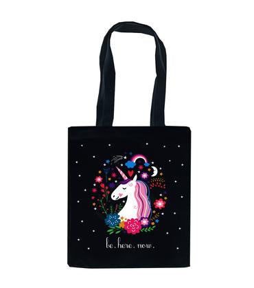 NEXT CHAPTER HOME DURAL + ONLINE | UNICORN TOTE BAG
