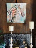 NEXT CHAPTER HOME DURAL + ONLINE | ZEBRA CANVAS STYLING