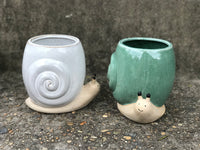 Sammy Snail Planter