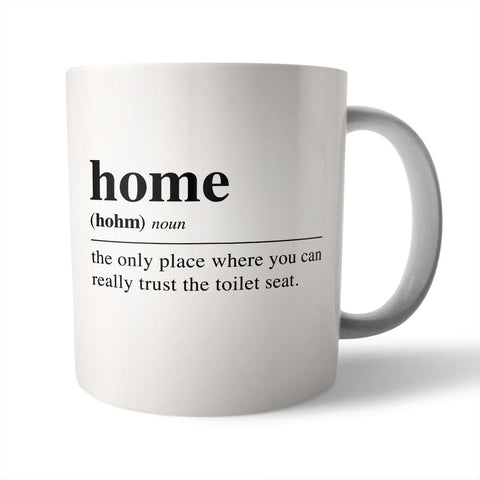 Dictionary Definition | Home Mug