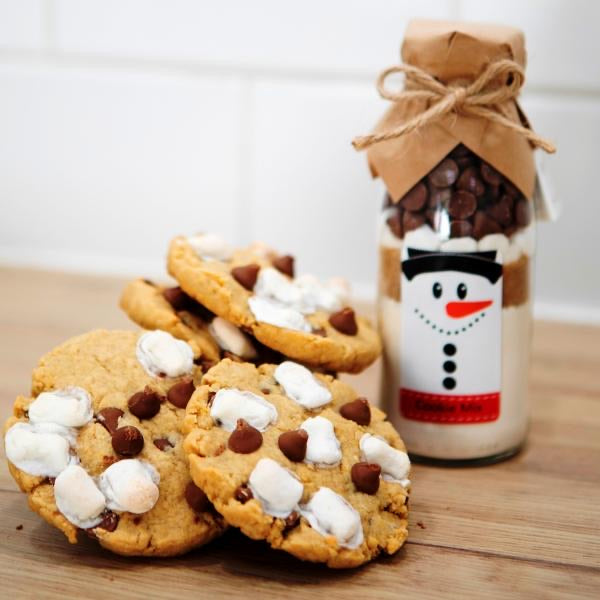 Frosty the Snowman Cookie Mix