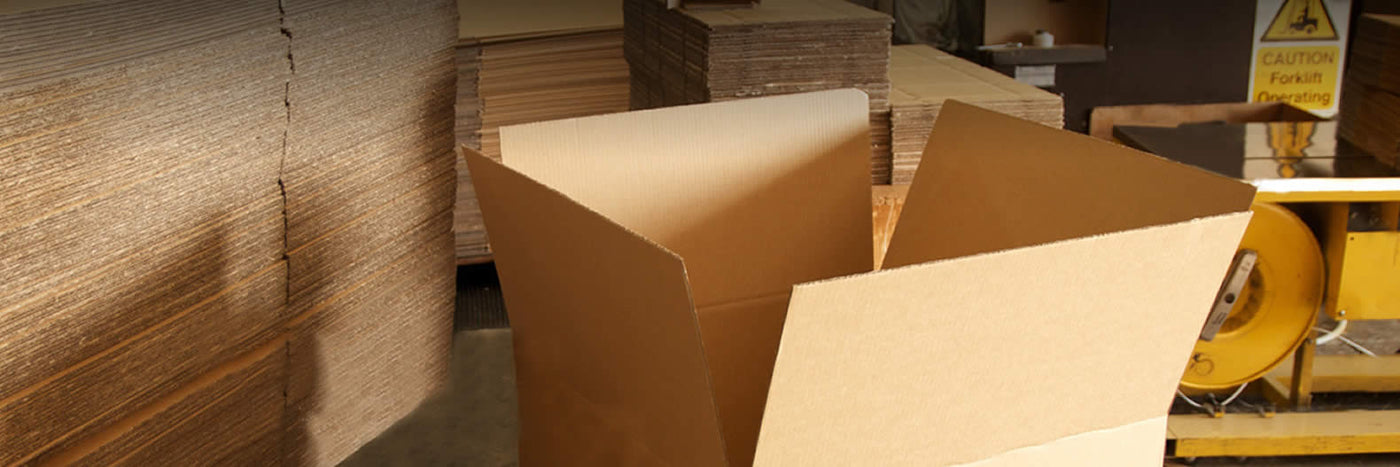 Boxes, Cases & Cartons