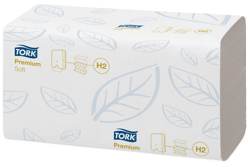 Tork Xpress Soft Multifold Hand Towel Premium : H2  120289