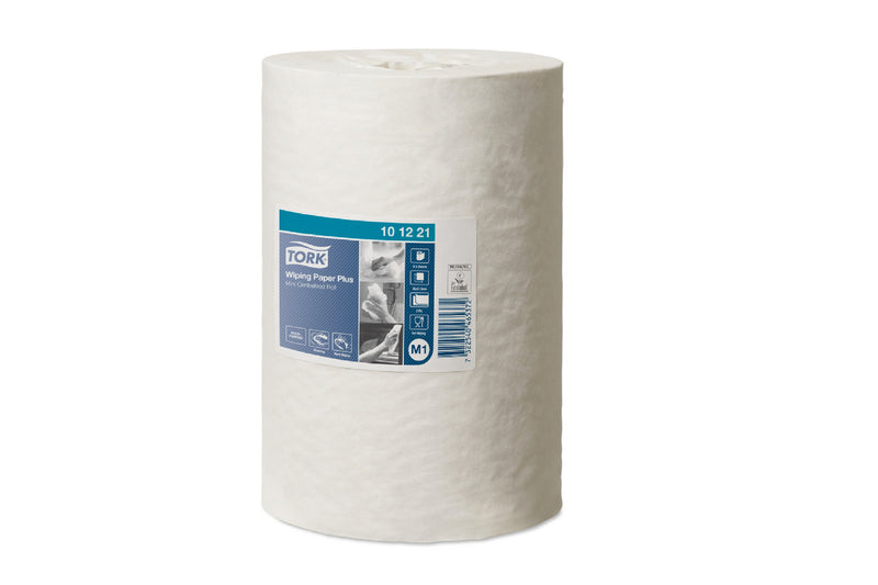 Tork Wiping Paper Plus Mini Centerfeed Roll : M1  101221