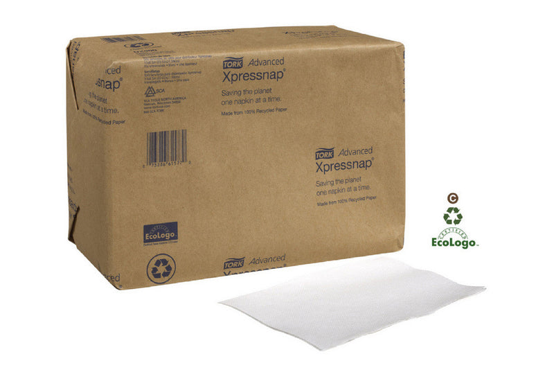 Tork Xpressnap White Dispenser Napkin : N4