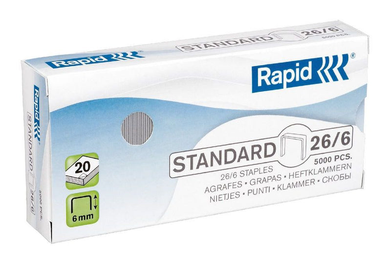 Rapid Staples 26 Series