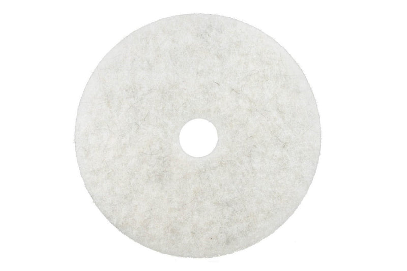 3M 3300 White Floor Natural Blend Pad