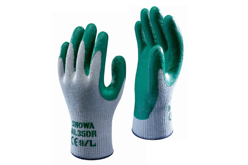 Showa 350R Nitrile Grip Glove