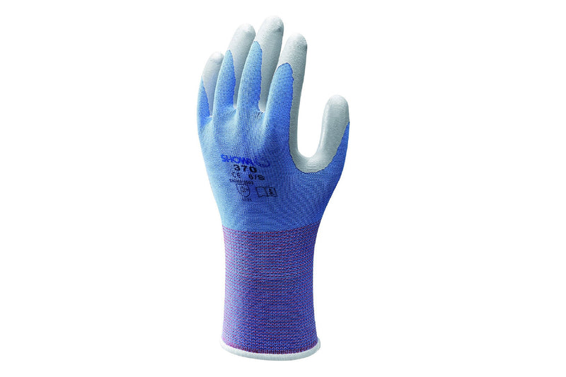 Showa 370 Glove Blue