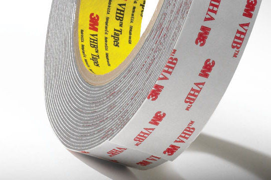 3M 4945 VHB  Double Sided Tape
