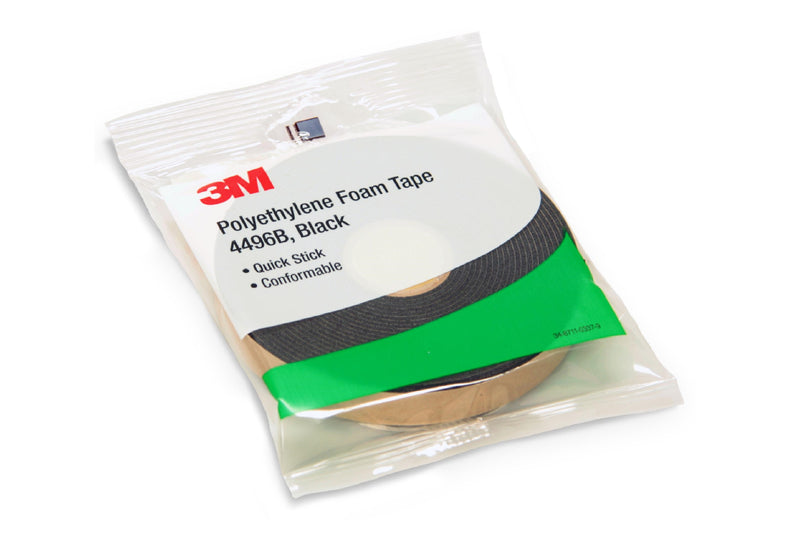 "3M 4496B Double Sided Foam Tape ""Retail Roll"""
