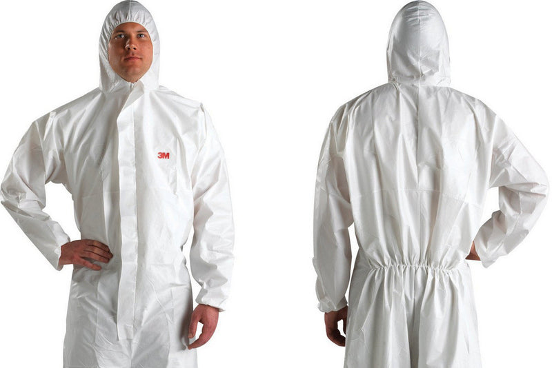 3M 4510 Coverall White