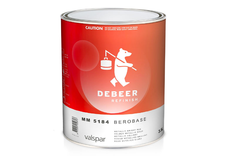 "BeroBase 500 Series ""Basecoat System"" All Colours"
