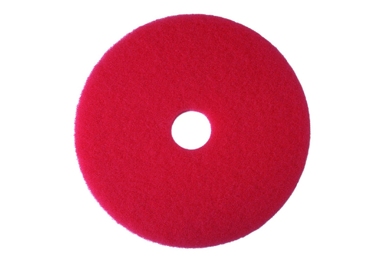 3M 5100 Red Floor Buffer Pad