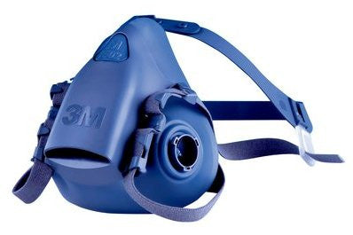 3M 7502 Respirator Half Facepiece Medium