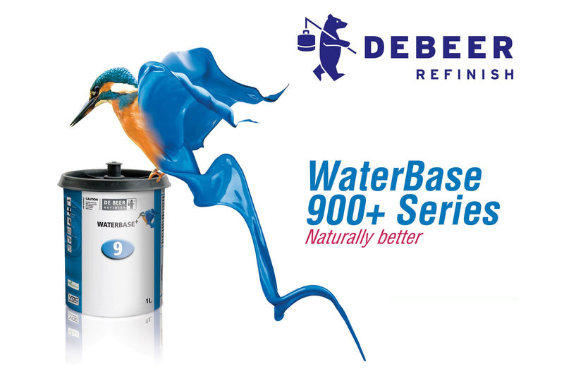 "WaterBase 900+ Series ""All Colours"""