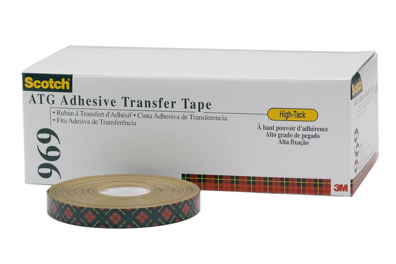 3M 969 High Tack Adhesive Transfer Tape