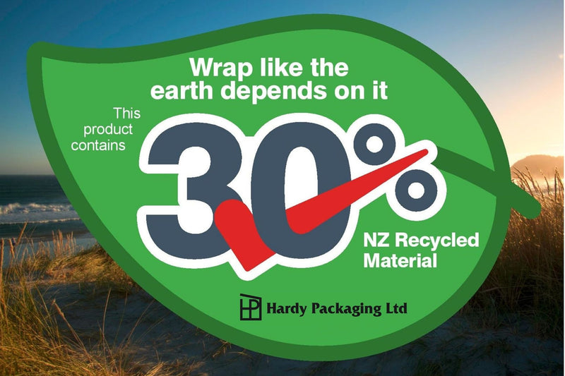 "Pallet Wrap Recycled ""30% Recycled Content"""