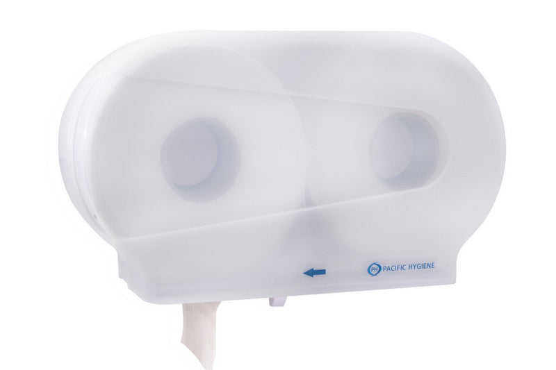 "D33 Double Jumbo Toilet Roll Dispenser ""Fits DJ2"""