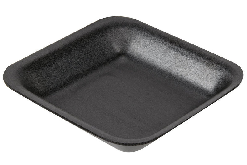 Plix FP Food Tray Black