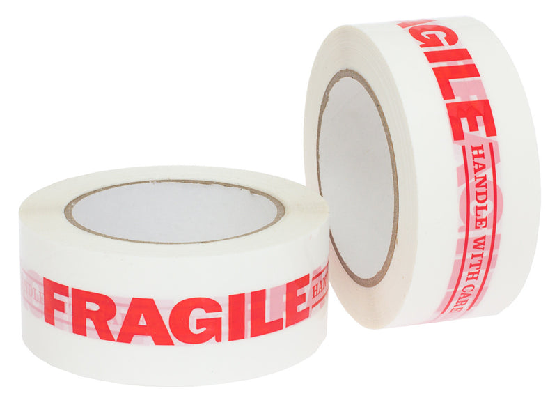 """Fragile"" Printed Packaging Tape"