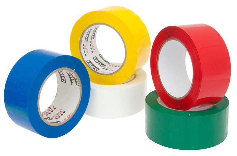FPAC1 Coloured Packaging Tape