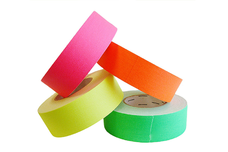 Fluro Cloth Tape 48mm x 25m