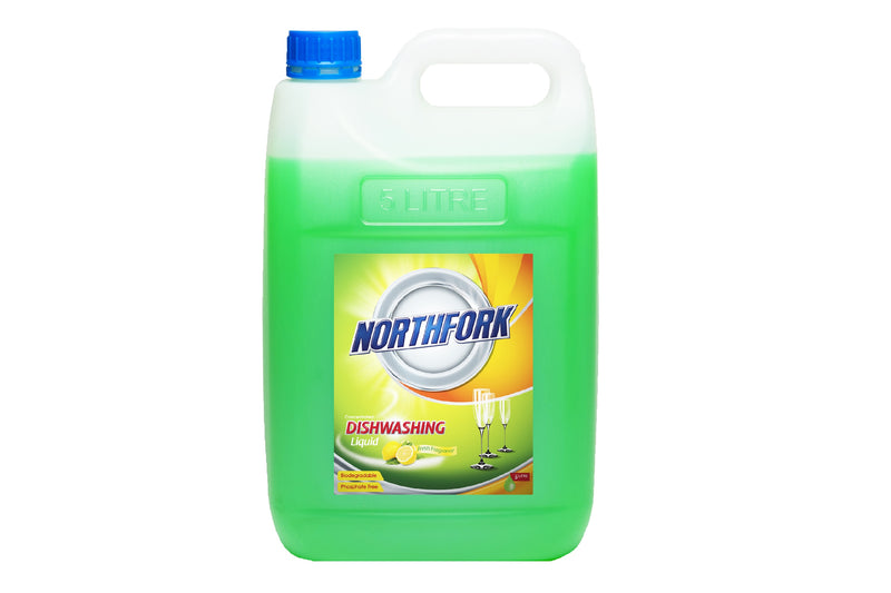 "Northfork Dishwashing Liquid ""Biodegradable"""