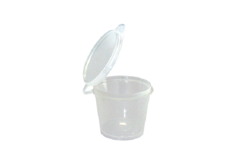 Portion Container Hinged Lid 26ml