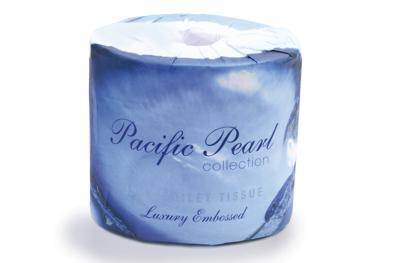 Pacific Pearl 3Ply Toilet Rolls 250's