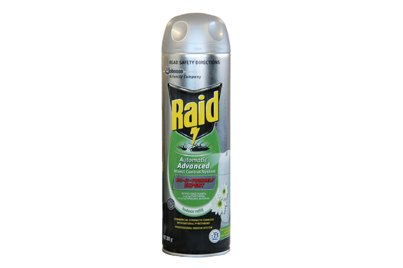 Raid Auto Advance DIY Refill