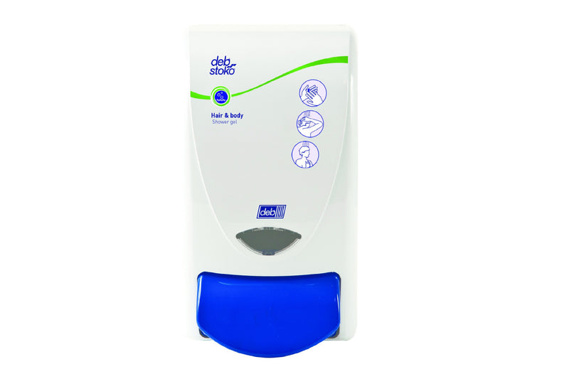 Deb/Stoko Hair & Body Wash Dispenser