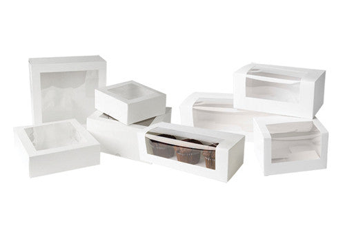 Window Patisserie Boxes