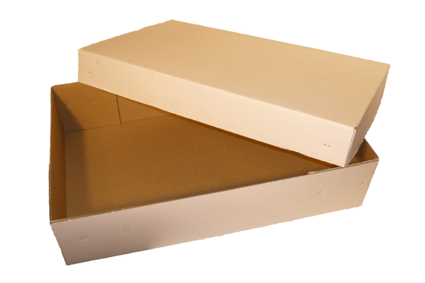 Bakers Box Lid Kraft