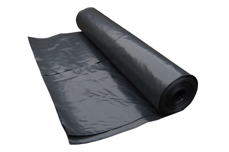 Builders Film Black (Polythene)