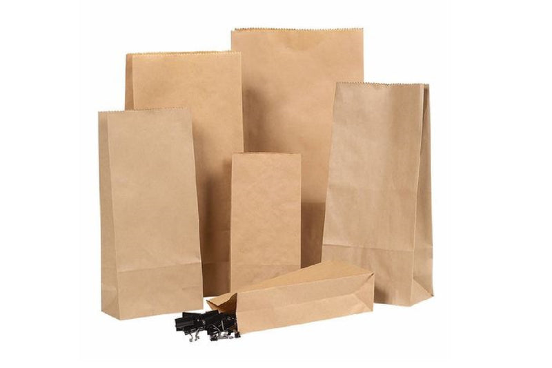 HD Block Bottom Bags