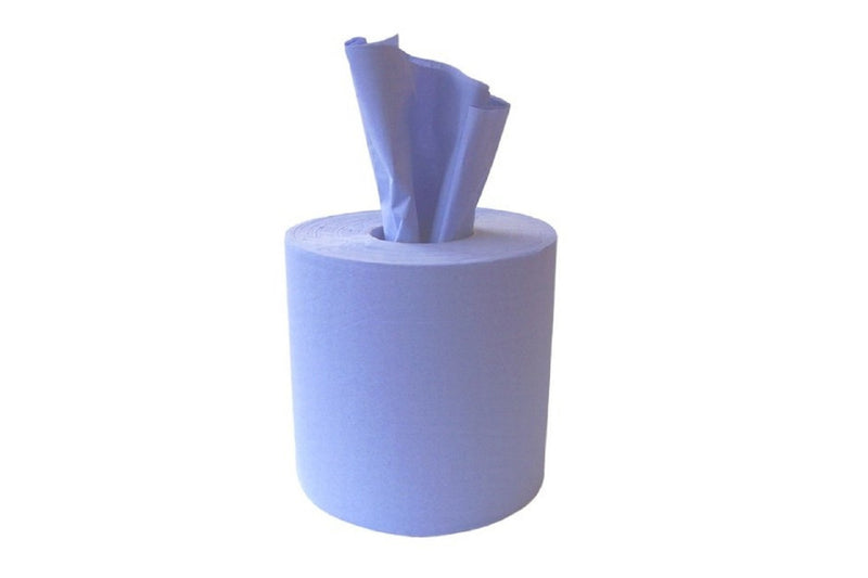 Pure Value CentreFeed Paper Towel 1ply Blue