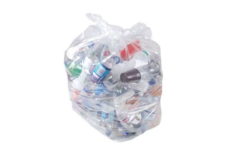 Rubbish Bags Clear