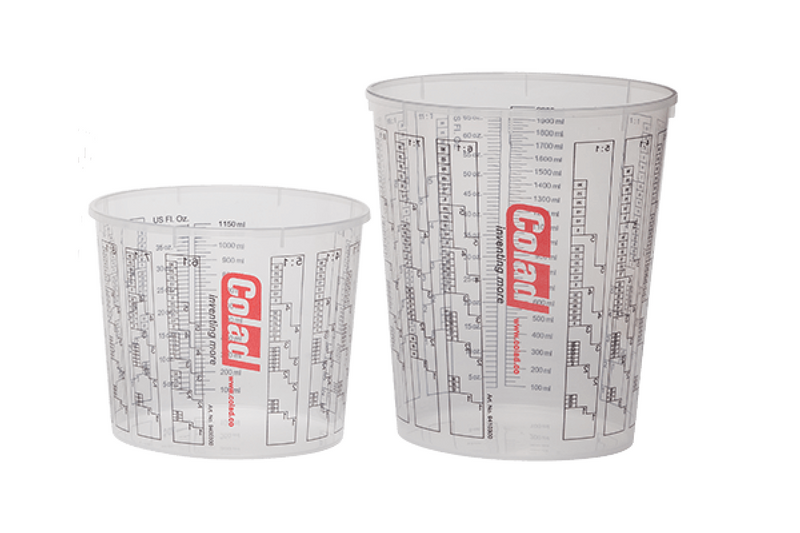 Colad Mixing Cups