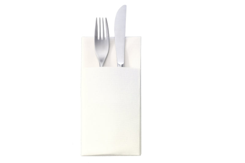 Tork Chequered Emboss Cutlery Pocket Napkin