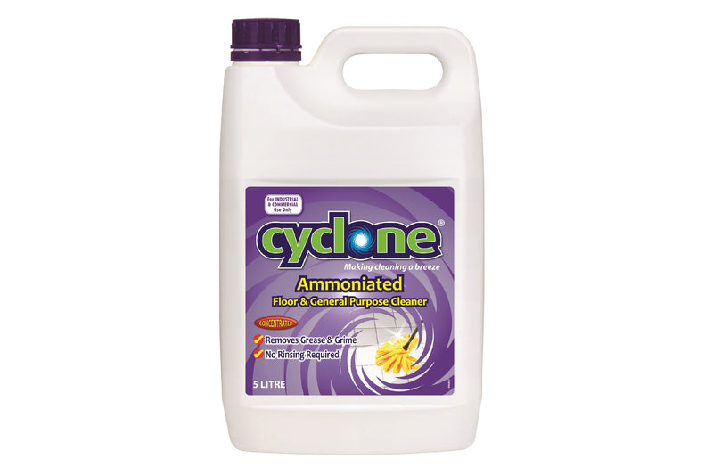 Cyclone Ammoniated General Purpose Floor Cleaner