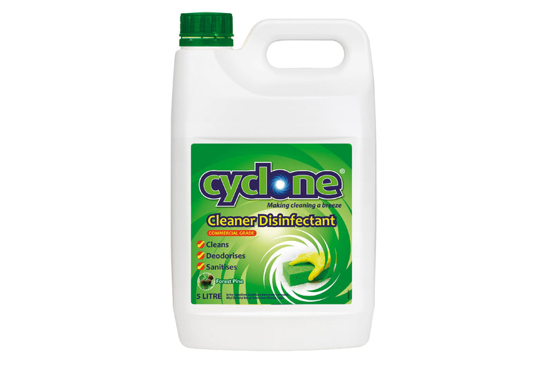 Cyclone Cleaner Disinfectant