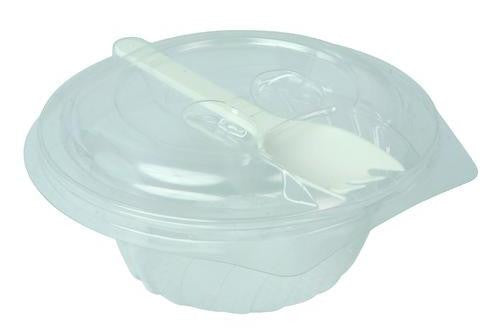 Deli Container with Spork