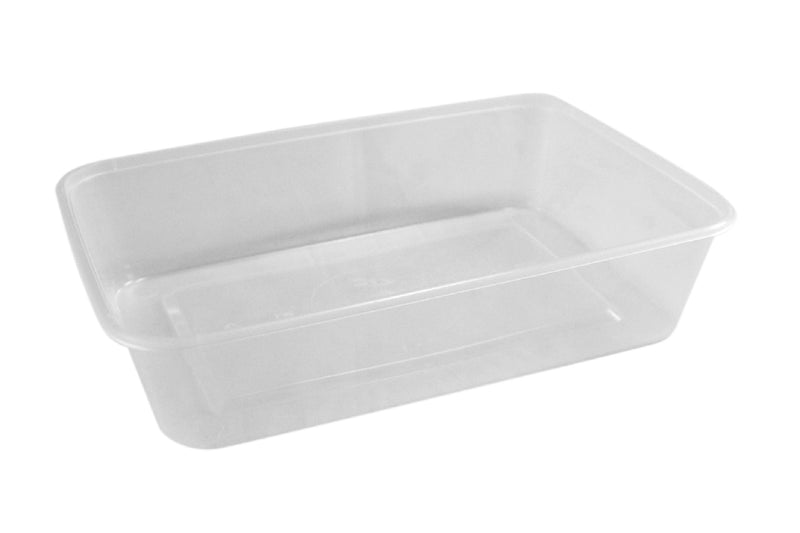 Economy Tray Rectangle: Microready