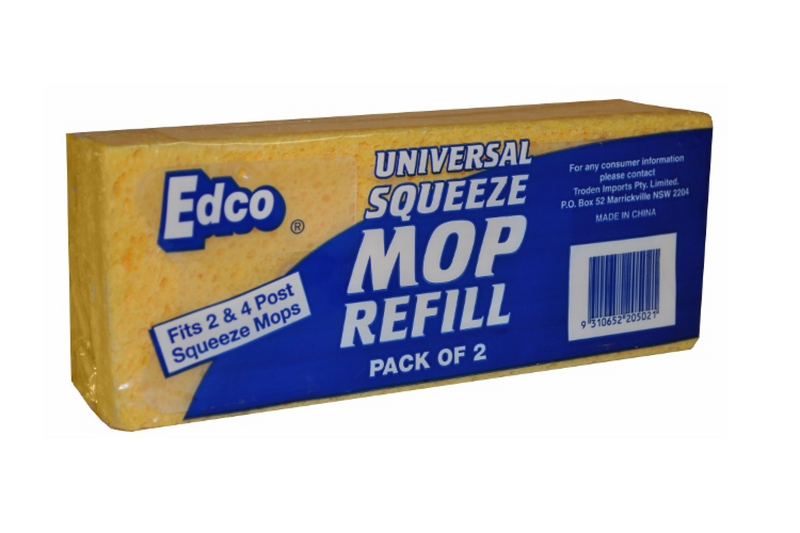 Edco Universal Squeeze 2 Pin Refill