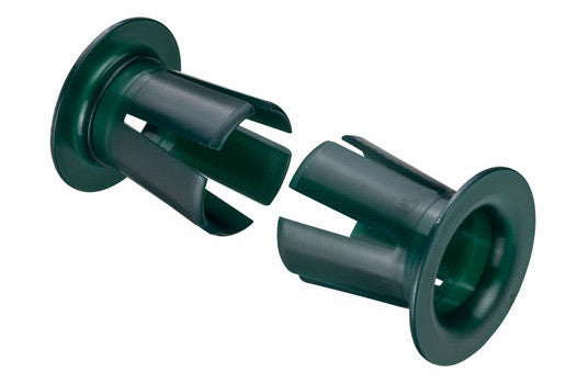 "Pallet Wrap End Plugs ""Pair"" Green"