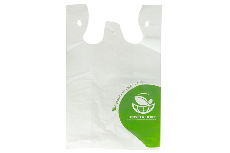 EnviroChoice Degradable Carry Bags