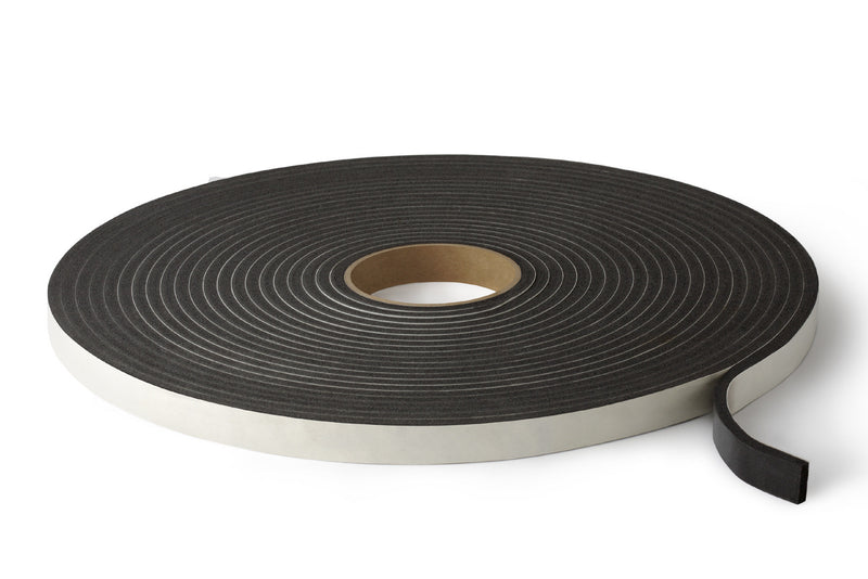 PVC Nitrile Foam Tape : Medium/Firm 4711
