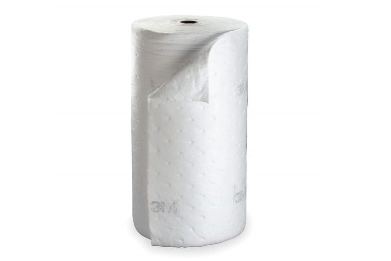3M Oil & Petroleum Sorbent Roll HP-100