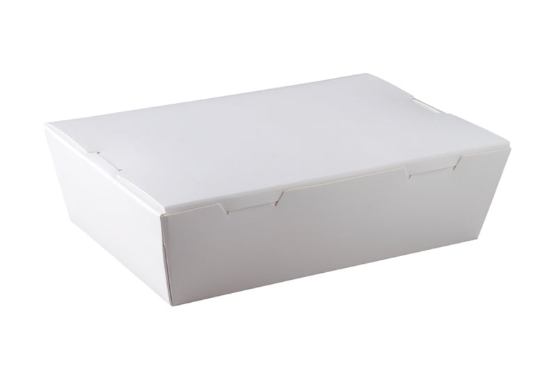 Lunch Box Small White